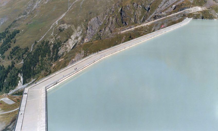 Lac De Dixence