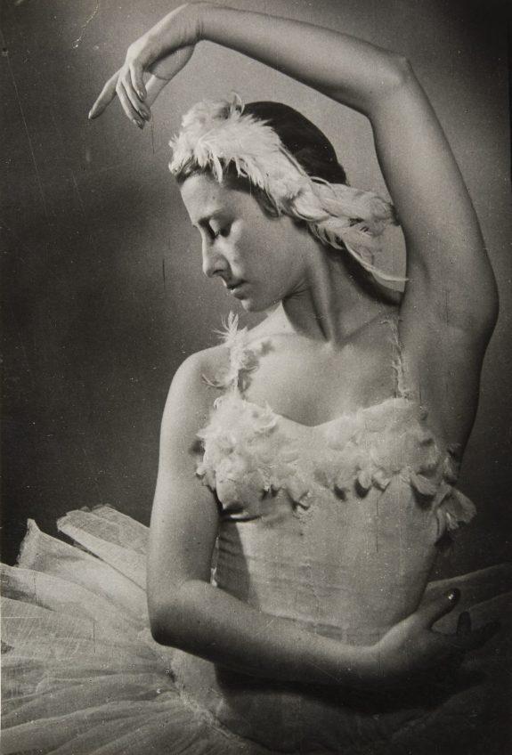 Народная артистка СССР М.Плисецкая