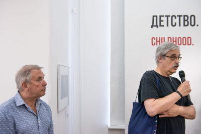 Фотографы Витольд Крассовский и Том Стоддарт