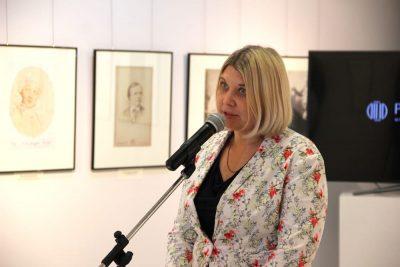 Светлана Владимировна Чаплыгина, и. о. директора Сургутского художественного музея