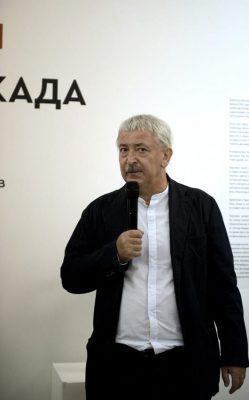 Генеральный директор РОСФОТО Захар Коловский