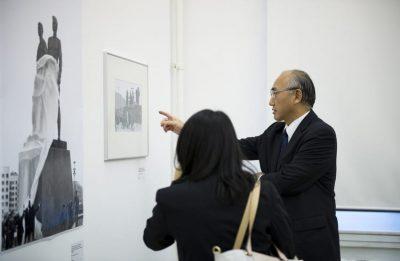 Генеральный консул Японии в Санкт-Петербурге Масанори Фукусима