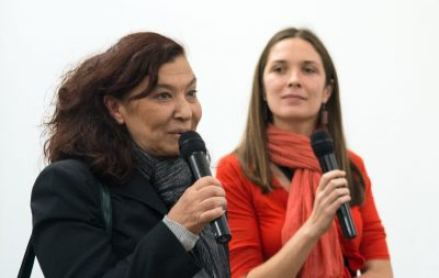 Паола Чони, директор Итальянского института культуры в Санкт-Петербурге